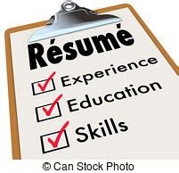 Qualifications example for resume